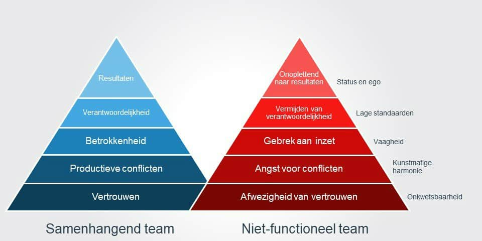 Teamcoaching - frustraties van teamwork