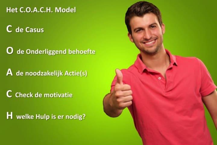 Het C.O.A.C.H. model